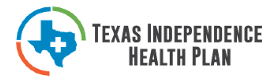 Texas Independence Health Plan